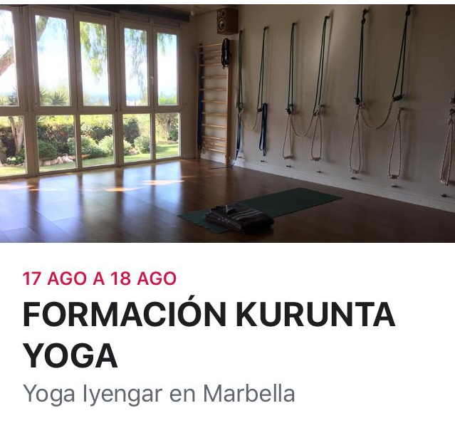 formacion kurunta yoga
